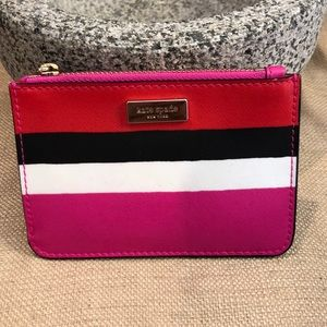 Kate Spade New York small wallet with keychain